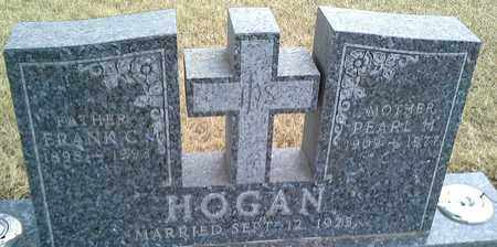 HOGAN, FRANK C - Grant County, South Dakota | FRANK C HOGAN - South Dakota Gravestone Photos