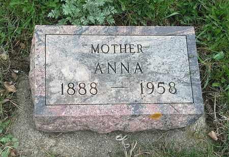 HOYME, ANNA - Grant County, South Dakota | ANNA HOYME - South Dakota Gravestone Photos