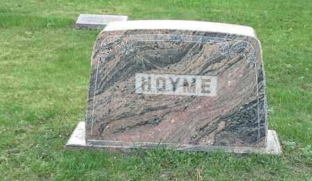 HOYME, FAMILY STONE - Grant County, South Dakota | FAMILY STONE HOYME - South Dakota Gravestone Photos
