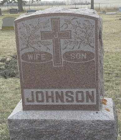 JOHNSON, FAMILY STONE - Grant County, South Dakota | FAMILY STONE JOHNSON - South Dakota Gravestone Photos