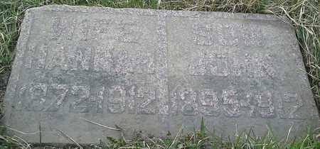 JOHNSON, HANNAH - Grant County, South Dakota | HANNAH JOHNSON - South Dakota Gravestone Photos
