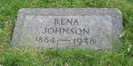 JOHNSON, RENA - Grant County, South Dakota   RENA JOHNSON - South Dakota Gravestone Photos