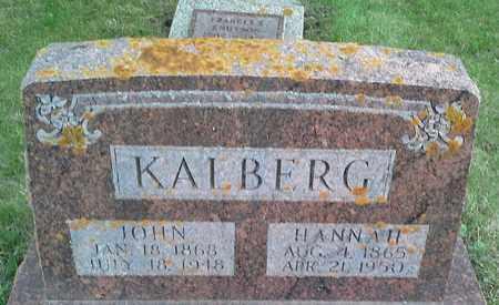 KALBERG, JOHN - Grant County, South Dakota | JOHN KALBERG - South Dakota Gravestone Photos