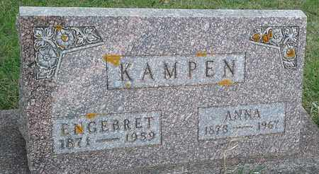 KAMPEN, ENGEBERT - Grant County, South Dakota | ENGEBERT KAMPEN - South Dakota Gravestone Photos
