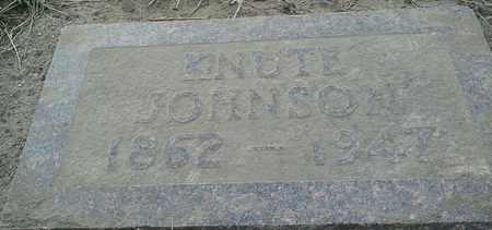 KNUTE, JOHNSON - Grant County, South Dakota | JOHNSON KNUTE - South Dakota Gravestone Photos