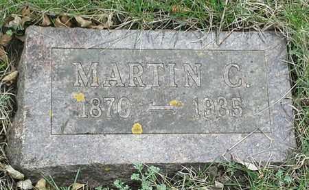 KUNDSON, MARTIN C - Grant County, South Dakota | MARTIN C KUNDSON - South Dakota Gravestone Photos