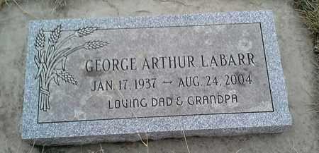 LABARR, GEORGE ARTHUR - Grant County, South Dakota | GEORGE ARTHUR LABARR - South Dakota Gravestone Photos