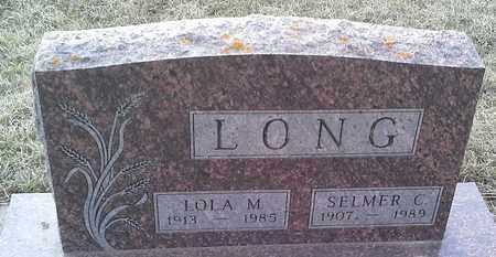 LONG, SELMER C - Grant County, South Dakota | SELMER C LONG - South Dakota Gravestone Photos
