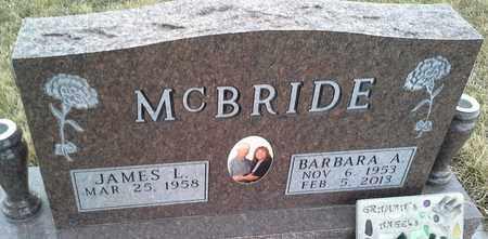 MC BRIDE, JAMES L - Grant County, South Dakota | JAMES L MC BRIDE - South Dakota Gravestone Photos
