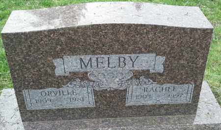 MELBY, RACHEL - Grant County, South Dakota | RACHEL MELBY - South Dakota Gravestone Photos