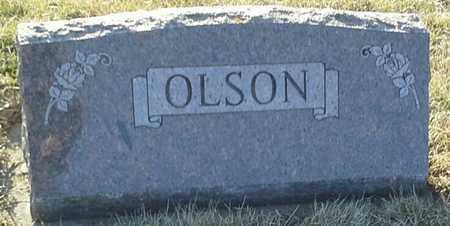 OLSON, FAMILY STONE - Grant County, South Dakota | FAMILY STONE OLSON - South Dakota Gravestone Photos