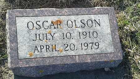 OLSON, OSCAR - Grant County, South Dakota   OSCAR OLSON - South Dakota Gravestone Photos