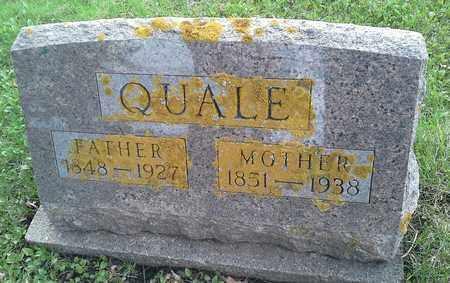 QUALE, SARAH - Grant County, South Dakota | SARAH QUALE - South Dakota Gravestone Photos