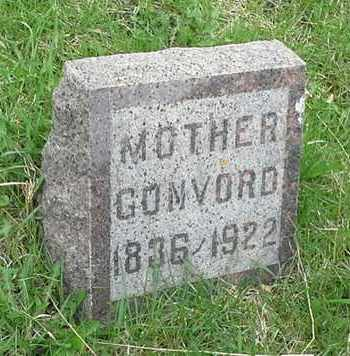 RISBACK, GOMVORD - Grant County, South Dakota | GOMVORD RISBACK - South Dakota Gravestone Photos
