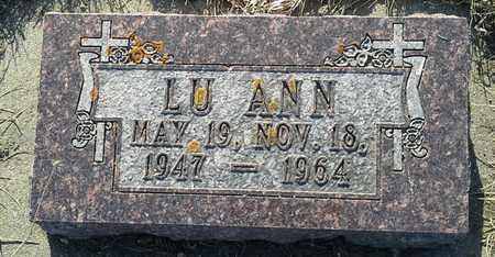 RODNINGEN, LU ANN - Grant County, South Dakota | LU ANN RODNINGEN - South Dakota Gravestone Photos