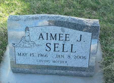 SHELL, AIMEE J - Grant County, South Dakota | AIMEE J SHELL - South Dakota Gravestone Photos