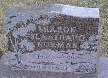 SLAATHAUG, SHARON - Grant County, South Dakota | SHARON SLAATHAUG - South Dakota Gravestone Photos