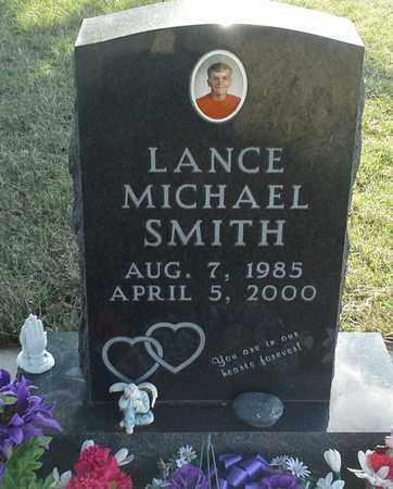 SMITH, LANCE MICHAEL - Grant County, South Dakota   LANCE MICHAEL SMITH - South Dakota Gravestone Photos