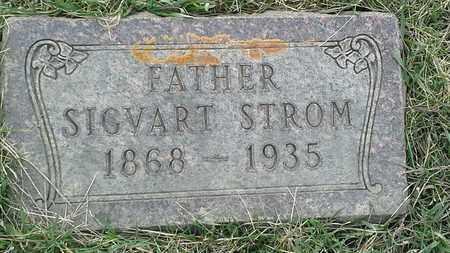 STROM, SIGVART - Grant County, South Dakota | SIGVART STROM - South Dakota Gravestone Photos