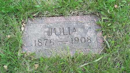 THORVALD, JULIE - Grant County, South Dakota | JULIE THORVALD - South Dakota Gravestone Photos
