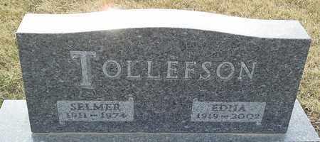 TOLLEFSON, SELMER - Grant County, South Dakota | SELMER TOLLEFSON - South Dakota Gravestone Photos