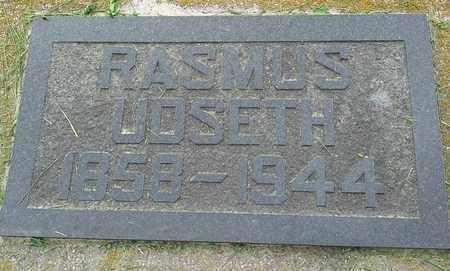 UDSETH, RASMUS - Grant County, South Dakota | RASMUS UDSETH - South Dakota Gravestone Photos