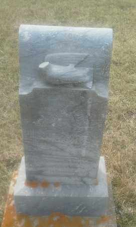 UNKNOWN, GRAVE UNREADABLE - Grant County, South Dakota | GRAVE UNREADABLE UNKNOWN - South Dakota Gravestone Photos