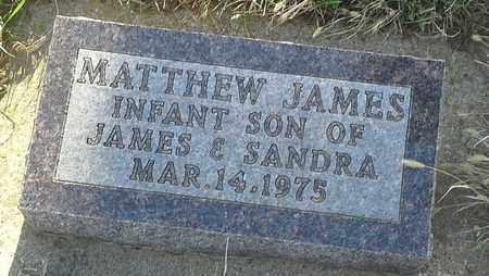 WHOHLLEBER, MATTHEW JAMES - Grant County, South Dakota | MATTHEW JAMES WHOHLLEBER - South Dakota Gravestone Photos