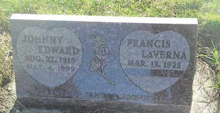 WOHLLEBER, FRANCIS LAVERNA - Grant County, South Dakota | FRANCIS LAVERNA WOHLLEBER - South Dakota Gravestone Photos