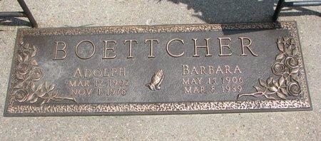 BOETTCHER, ADOLPH - Gregory County, South Dakota | ADOLPH BOETTCHER - South Dakota Gravestone Photos