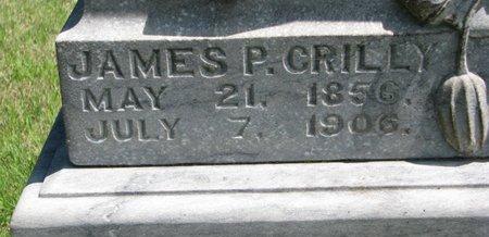 CRILLY, JAMES PATRICK (CLOSE UP) - Gregory County, South Dakota | JAMES PATRICK (CLOSE UP) CRILLY - South Dakota Gravestone Photos
