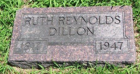 DILLON, RUTH - Gregory County, South Dakota | RUTH DILLON - South Dakota Gravestone Photos