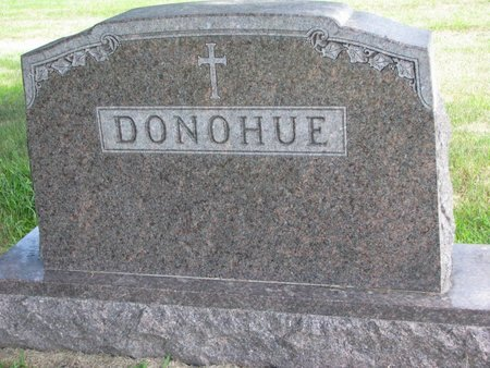 DONOHUE, *FAMILY MONUMENT - Gregory County, South Dakota | *FAMILY MONUMENT DONOHUE - South Dakota Gravestone Photos