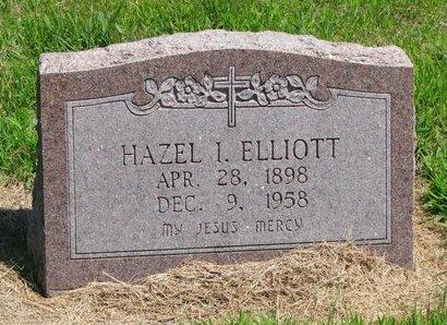 ELLIOTT, HAZEL ISABEL - Gregory County, South Dakota | HAZEL ISABEL ELLIOTT - South Dakota Gravestone Photos