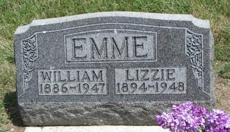 MAHLENDORF EMME, LIZZIE ANNE - Gregory County, South Dakota | LIZZIE ANNE MAHLENDORF EMME - South Dakota Gravestone Photos