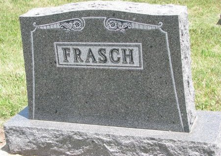 FRASCH, *FAMILY MONUMENT - Gregory County, South Dakota | *FAMILY MONUMENT FRASCH - South Dakota Gravestone Photos