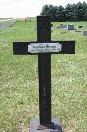WEIDNER FRASCH, BARBARA - Gregory County, South Dakota   BARBARA WEIDNER FRASCH - South Dakota Gravestone Photos