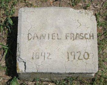 FRASCH, DANIEL - Gregory County, South Dakota | DANIEL FRASCH - South Dakota Gravestone Photos