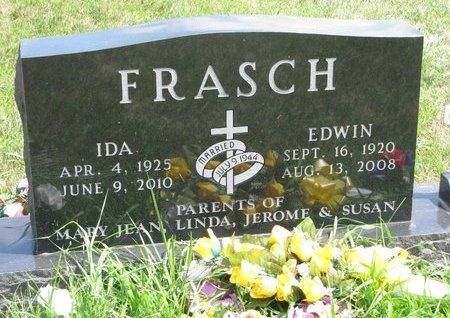 FRASCH, EDWIN - Gregory County, South Dakota | EDWIN FRASCH - South Dakota Gravestone Photos