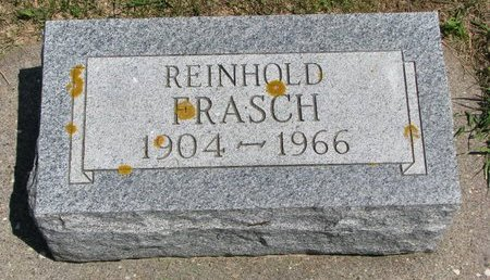FRASCH, REINHOLD - Gregory County, South Dakota | REINHOLD FRASCH - South Dakota Gravestone Photos