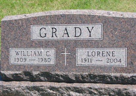 GRADY, WILLIAM C. - Gregory County, South Dakota | WILLIAM C. GRADY - South Dakota Gravestone Photos