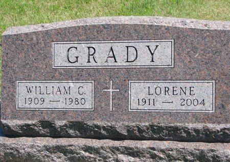 GRADY, LORENE - Gregory County, South Dakota | LORENE GRADY - South Dakota Gravestone Photos