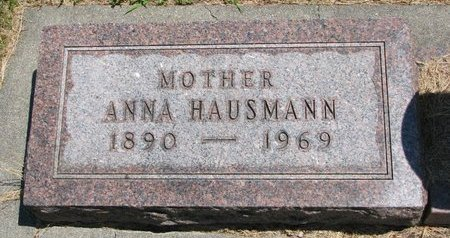 SONDGEROTH HAUSMANN, ANNA - Gregory County, South Dakota | ANNA SONDGEROTH HAUSMANN - South Dakota Gravestone Photos