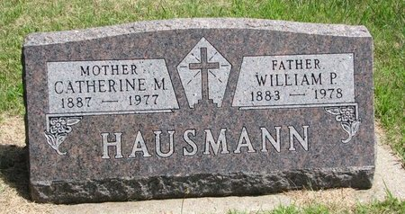 HAUSMANN, CATHERINE M. - Gregory County, South Dakota | CATHERINE M. HAUSMANN - South Dakota Gravestone Photos