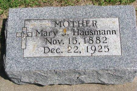 "HAUSMANN, MARIA JOSEPHINE ""MARY"" - Gregory County, South Dakota | MARIA JOSEPHINE ""MARY"" HAUSMANN - South Dakota Gravestone Photos"