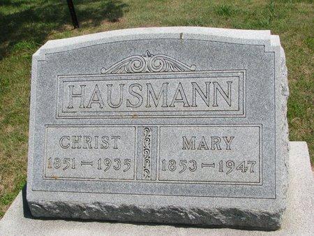 WALTERSCHEID HAUSMANN, MARY BELLINGHAUSEN - Gregory County, South Dakota | MARY BELLINGHAUSEN WALTERSCHEID HAUSMANN - South Dakota Gravestone Photos