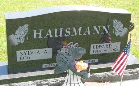HAUSMANN, SYLVIA A. - Gregory County, South Dakota | SYLVIA A. HAUSMANN - South Dakota Gravestone Photos