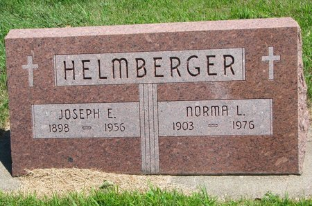 HELMBERGER, NORMA LILLIAN - Gregory County, South Dakota | NORMA LILLIAN HELMBERGER - South Dakota Gravestone Photos