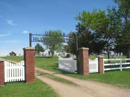 *HILLVIEW, RURAL DALLAS - Gregory County, South Dakota | RURAL DALLAS *HILLVIEW - South Dakota Gravestone Photos