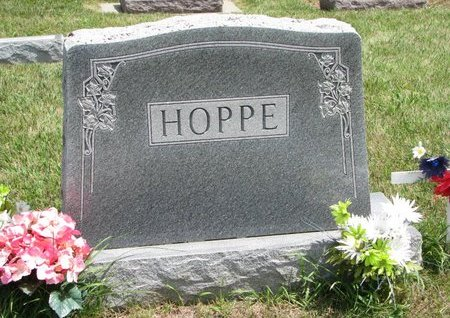 HOPPE, *FAMILY MONUMENT - Gregory County, South Dakota | *FAMILY MONUMENT HOPPE - South Dakota Gravestone Photos